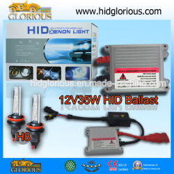 12V 35W H8/H9/H11 Slim HID комплект балласта