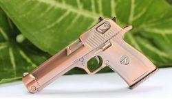 Mini pistolet de métal lecteur Flash USB 8 Go (OM-M181)