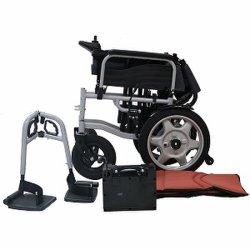 Puissance de pliage fauteuil Fauteuil roulant électrique d'entraînement de roue arrière