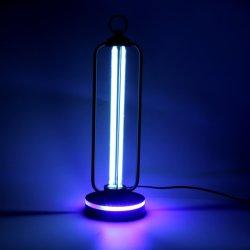 Fast Direct UVC desinfecção ultravioleta luz UV portátil com controle remoto