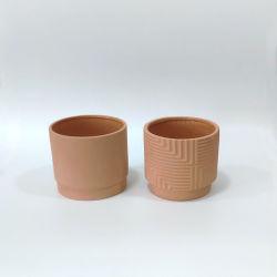 Classic abordable et durable de l'environnement sanitaire être portatif de la poterie ancienne civilisation Pot de fleur./semoir