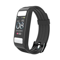 Bodyfat 24 HR-monitor continu hartslagmeter Smart Band Telefoon