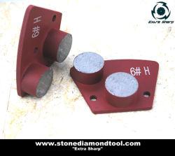 Qualitäts-Diamant bearbeitet Metallkonkrete Platten-Beton-Hilfsmittel