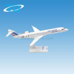 Crj-700 модели Air France самолет дисплея
