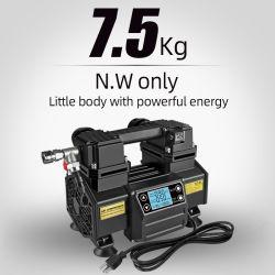 Tcbl portatile leggero silenzioso Mini oil-free AC110V 220 V silenzioso permanente Compressore d'aria a piccolo invertitore elettrico per motore sincrono a magnete per aria Strumenti