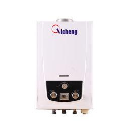 Whosales precio barato de 6 litros de Gas Gas calentadores de agua instantáneo