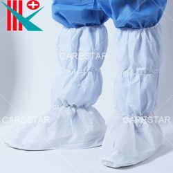 Coperchio rivestito del caricamento del sistema di CBE pp della plastica impermeabile protettiva a gettare con la suola del PVC per alimento