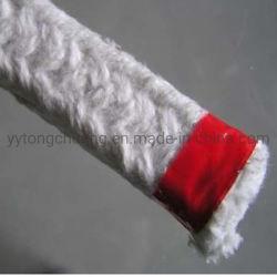 El silicato de aluminio el aislamiento de fibra cerámica de la junta de la Cuerda trenzada cuadrada