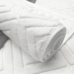 Amazon Hote Vente 19X31pouces 100 % coton serviette Fabrice Salle de bains Tapis de bain de plancher