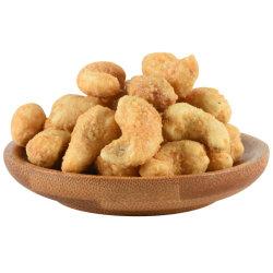 وجبات خفيفة من الكاجو محمّص بالبروتينات الغنية بالتغذية مع جوز الهند بيع الشرائح في التعبئة بالجملة