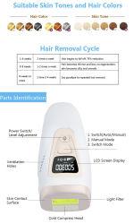 Beweglicher Laser-Haar-Abbau des Fachmann-Laser-Haar-Abbau-Maschinen-Ausgangsgebrauch-IPL