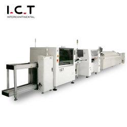 PCBA, SMT Screening PCB Assembly Line LED Lights, Semi Automatic LED Bulb Assembly Line Machine을 위한 Shenzhen SMT Production Line