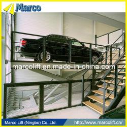 Marco véhicule transporteur voiture Table élévatrice à ciseaux avec la CE a approuvé