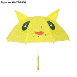 Cute Cartoon зонтик детей творческого 3D-модели уха детский зонтик