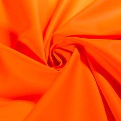 PU-Leuchtstoff orange Polyester-hallo Kraft-Gewebe für konstante Kleidung