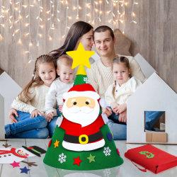 """هدايا عيد الميلاد، أطفال"""" إس تويز، ألعاب عائلية، مستلزمات عيد الميلاد، شجرة عيد الميلاد التي شعرت بها بنفسك"""