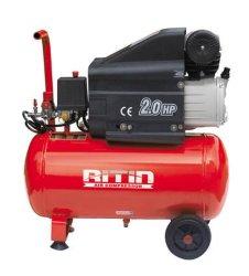 25L de accionamento directo do pistão/// portátil pequeno/Compressor de ar centrífugos 2-2,5Done HP A HP
