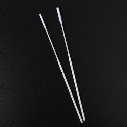 Hoher Standard-Wegwerfnylongespritzter Prüfungs-medizinischer Nasenrachenraumputzlappen