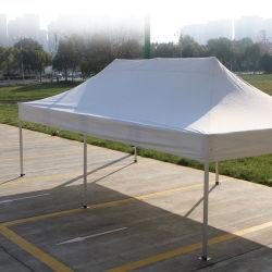 6*3m carpa plegable portátil en el exterior del techo retráctil toldo plegable arco túnel Tienda para Restaurante