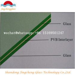 6.38мм сэндвич стекла /слоистого стекла/пара стекло цена