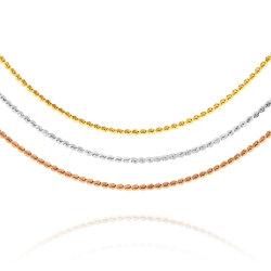 Acessórios de Moda de gordura em aço inoxidável S Cadeia para Design de jóias Colar Fady