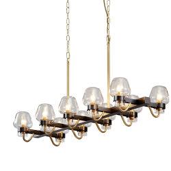 [إيوروبن] أسلوب حديث بينيّة زخرفة سقف زجاجيّة [لد] مدلّاة ثريا مصباح