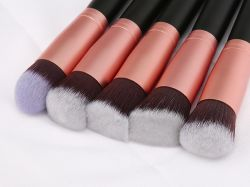 試供品のカスタムロゴの化粧品は構成のブラシセットに用具を使う