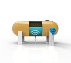 Sensor de nivel de depósito de combustible de ultrasonidos con GPS/GPRS