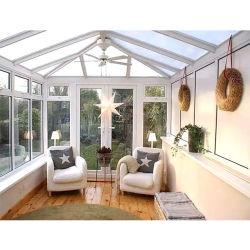 Aleación de aluminio personalizado de casa de vidrio/Sun Habitación/jardín de invierno/Sun House