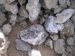 Het Fluoride van het vloeispaat/van het Calcium CaF2 80% Metallurgische Rang