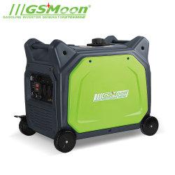 La mayoría de Portable 6500W 89kg Electric generadores Inverter con Ruedas móviles