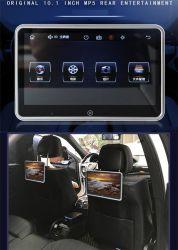 Pantalla táctil de 10,1 1nch reposacabezas del coche coche reproductor de DVD para los niños del sistema de entretenimiento trasero