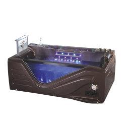 Rectangle intérieure de style américain Surf avec bain à jets de massage