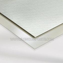 Tissu de verre thermoplastique PP60 pour carte composite planchers