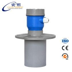 RS485 4-20mA longue distance numérique par ultrasons Prix du capteur de niveau d'eau liquide