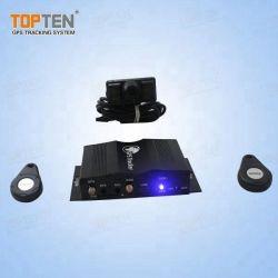 Tarjeta de memoria OEM GSM GPRS de vehículos de motor en tiempo real del dispositivo de localización GPS de coche con sensor de combustible para la gestión de flota (TK510-KW).