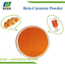 Nahrungsmittelfarbstoff-Ernährungsbeta-carotin in Puder 1% 10% 20%