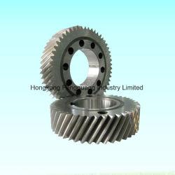 Compresseur à air en métal de jeu de pignons en acier inoxydable du réducteur de roue