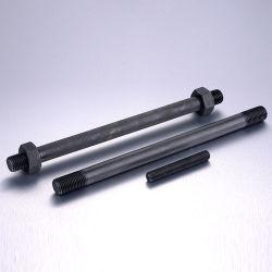 A193m половина поток высокого давления и температуры Alloy-Steel двойной конец шпильки крепления