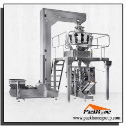 Automatische Korrel/Boon/Chips/de Lijn van de Machine van de Chocolade/van het Suikergoed/van het Koekje/van de Verpakking van Graangewassen