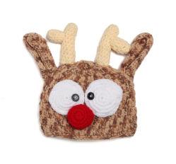 Высококачественный хлопок Cute новый стиль детский ручного вязания шапки новорожденный ребенок фотографии реквизит