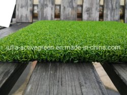 18mm 19mm putting green de golfe bicolor relva artificial