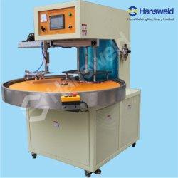 Soldadura de PVC de exportación de la Máquina para embalaje Clamshell Blister Embalaje Cepillo de Dientes posición Multi-Working Hf Weldingcutting máquina