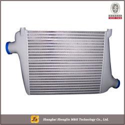Tout en aluminium condenseur du radiateur auto
