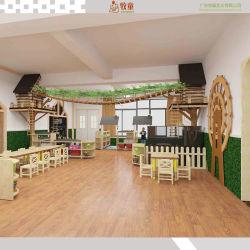 養樹園のための耐久の容易なインストール15mm純木の木の家具