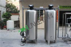 De chemische Apparatuur van de Behandeling van het Water van het Systeem van de Omgekeerde Osmose van de Industrie Ss304