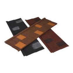 Revestido de piedra de la fabricación de techo de tejas Tejas de la construcción de casas