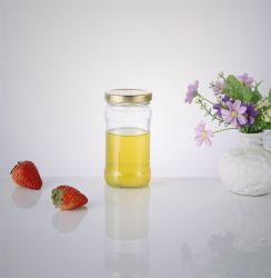 314мл Flint со стеклянным кувшином для мед, конфеты и устранить замятие бумаги