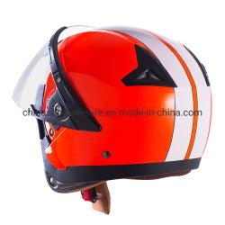 관례 보편적인 포도 수확 고품질 아BS는 기관자전차를 위한 절반 마스크 승차 헬멧을 연다