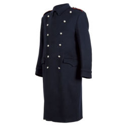 MilitäruniformDouble-Breasted Flix-Polizist-Oberes für Europa